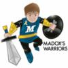 Madox's Warriors Logo